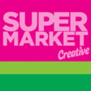 Profile picture for SuperMarket Creative