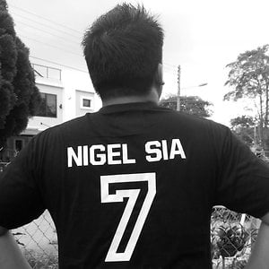 Profile picture for Nigel Sia