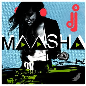 Profile picture for DJ Maasha