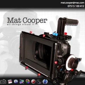 Profile picture for Mat Cooper