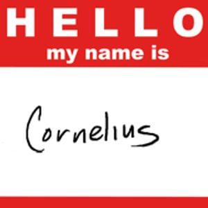 Profile picture for Cornelius