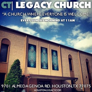 Profile picture for CT Legacy Church