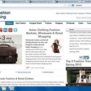 Profile picture for Asian Fashion Clothing Online
