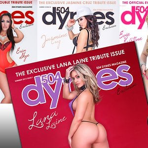 Profile picture for 504DYMES MAGAZINE