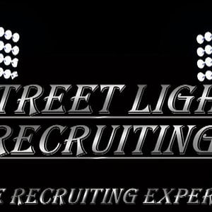 Profile picture for Street Light Recruiting