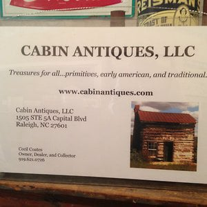 Profile picture for Cabin Antiques, LLC