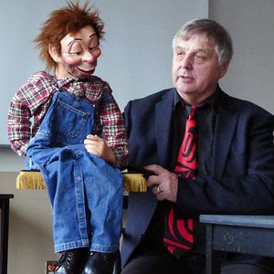 Profile picture for The Ventriloquist Storyteller