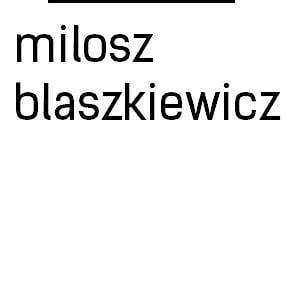 Profile picture for Milosz Blaszkiewicz