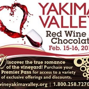 Profile picture for Wine Yakima Valley