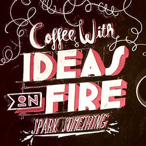 Profile picture for Coffee With Ideas On Fire
