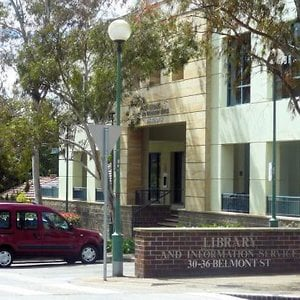 Profile picture for Sutherland Shire Libraries - SSC
