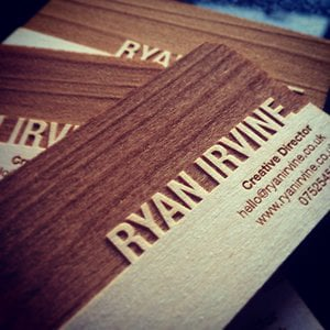 Profile picture for Ryan Irvine