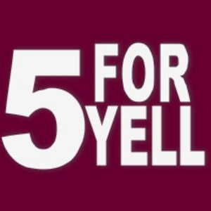 Profile picture for 5 For Yell