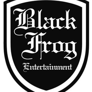 Profile picture for BLACK FROG video