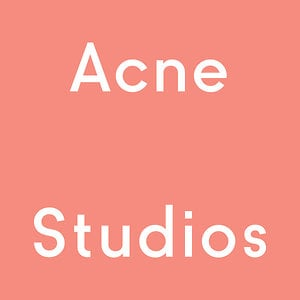 Profile picture for Acne Studios