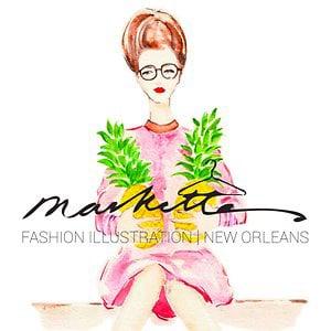 Profile picture for Markette Fashion Illustration
