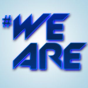 Profile picture for #WeAre