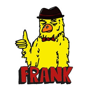 Profile picture for FRANK skateboards