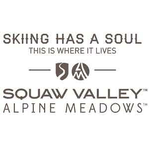 Profile picture for Squaw Valley & Alpine Meadows