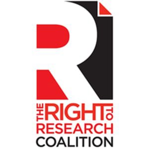 Profile picture for The Right to Research Coalition