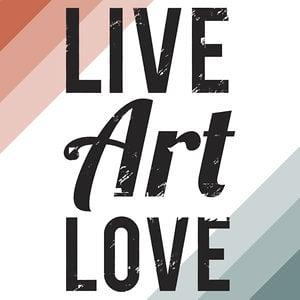 Profile picture for Live.Art.Love Creative Company