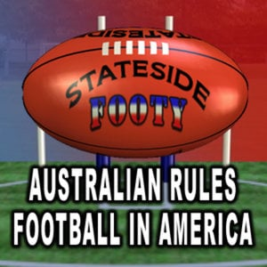 Profile picture for Stateside Footy - Aussie Rules