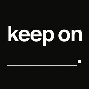 Profile picture for keep on ____.