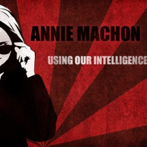 Profile picture for Annie Machon