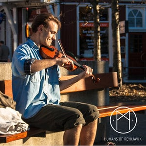 Profile picture for Humans Of Reykjavík