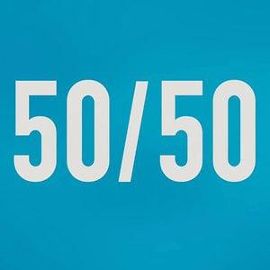 Profile picture for 50:50