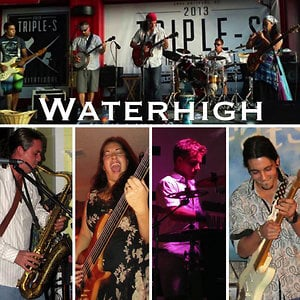 Profile picture for Waterhigh Band
