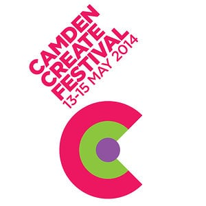 Profile picture for Camden Create Festival 2014