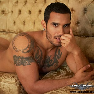 Profile picture for Lucio Saints #ModelsTalk