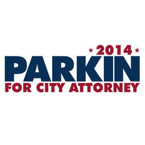 Profile picture for City Attorney Charles Parkin