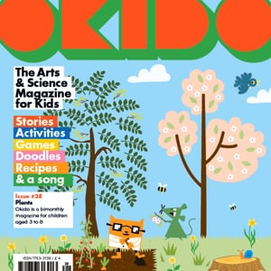 Profile picture for okido magazine