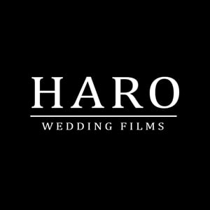 Profile picture for HARO WEDDING FILMS