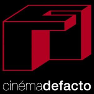 Profile picture for Cinéma Defacto