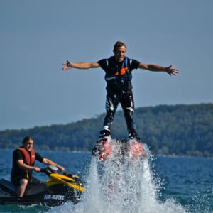 Profile picture for Liquid Flight Flyboarding