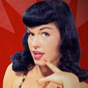 Profile picture for Bettie Page Reveals All