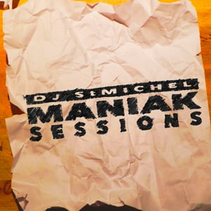 Profile picture for MANIAK SESSIONS