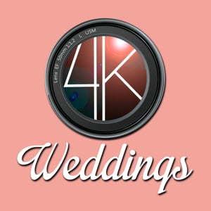 Profile picture for 4K Weddings