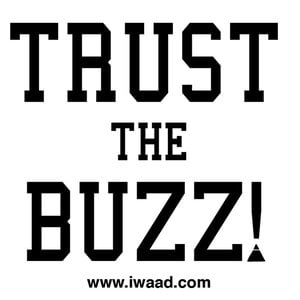 Profile picture for Iwaad:Trust the Buzz!