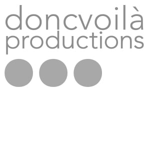 Profile picture for doncvoilà productions
