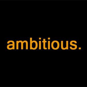 Profile picture for Ambitious Creative