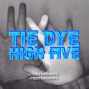 Profile picture for Tie Dye High Five