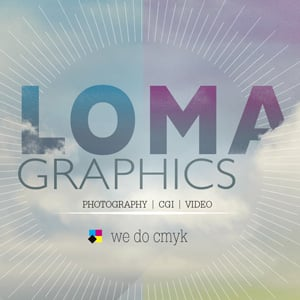 Profile picture for Loma Graphics