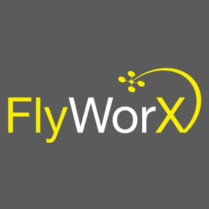 Profile picture for FlyWorx.co Aerial Video Company