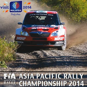 Profile picture for Asia Pacific Rally Championship