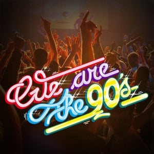 Profile picture for We Are The 90's