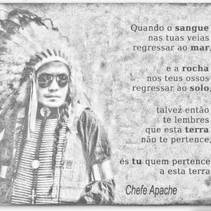 Profile picture for Chefe Apache
